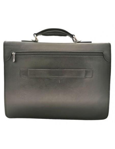 Classic 1 compartment briefcase (4035)