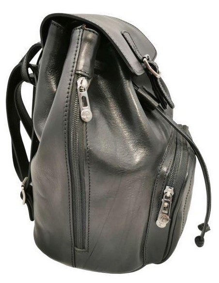 De Martino buffalo leather backpack (4054)