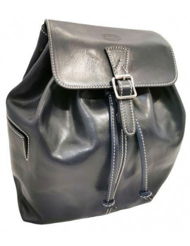 De Martino buffalo leather backpack (4055)
