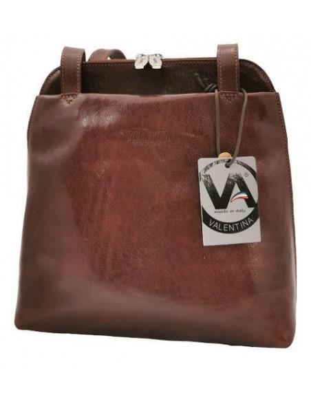 Valentina buffalo leather multiway backpack  (4238)
