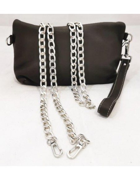 De Martino small clutch bag with chain (6052)
