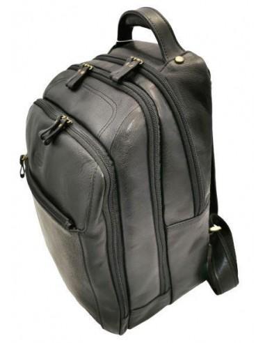 De Martino large buffalo leather backpack (7001)