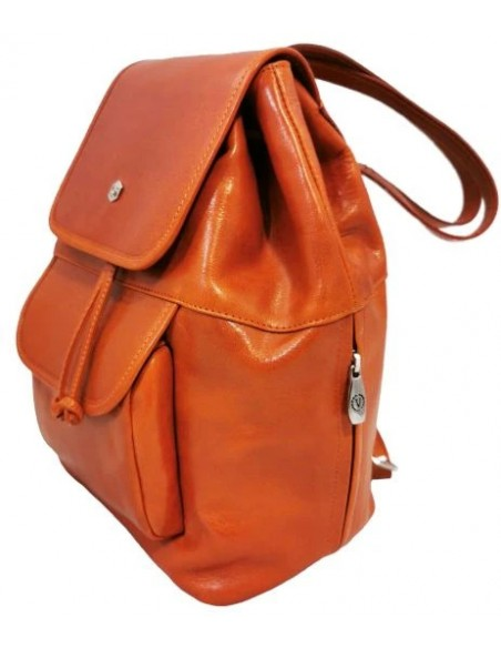 Valentina buffalo leather backpack (19380)