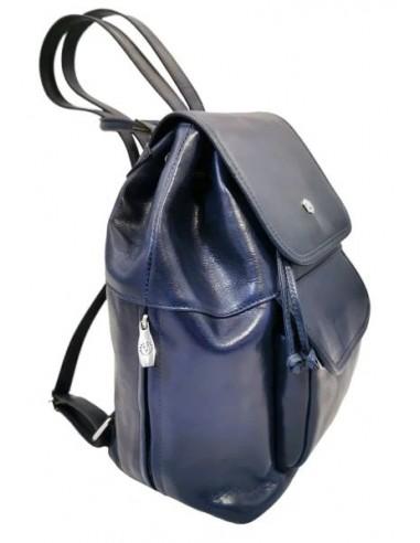 Valentina buffalo leather backpack (19380)