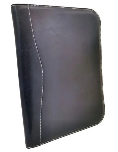 Buffalo leather A4 notepad holder (portadocumenti G)