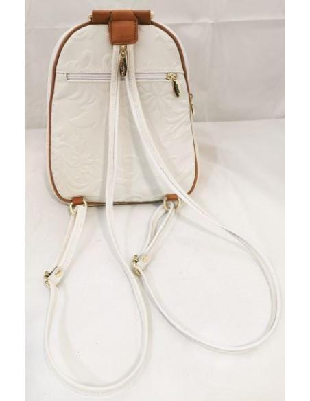 Valentina floral backpack and shoulder bag (1200)