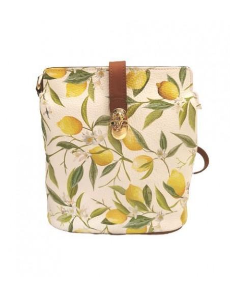 Valentina crossbody bag with buckle (1218)