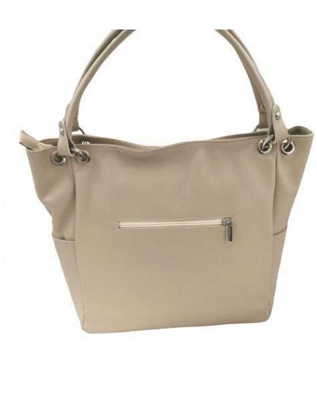 De Martino soft leather shoulder bag (380)