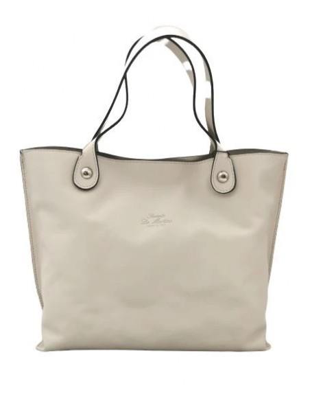 De Martino soft leather handbag and shoulder bag (19010)