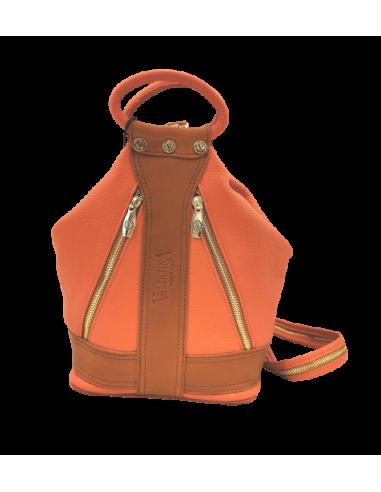 Valentina soft leather multiway bag