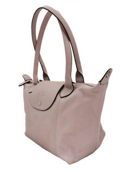 De Martino small longchamp design shopping bag (1503)