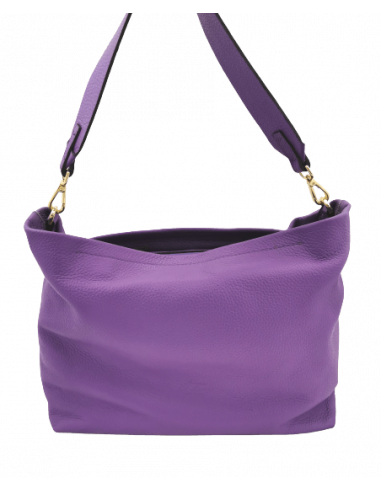 De Martino soft leather shoulder bag...