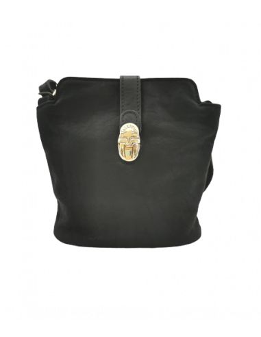 Small soft leather Valentina bag with...