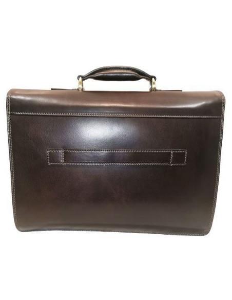 3 compartment briefcase (1611)
