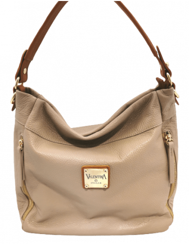 Valentina slouchy soft leather bag (4287)