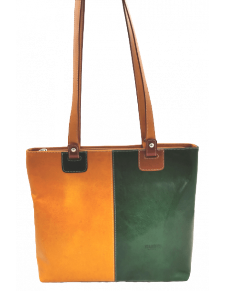 Valentina large multicolour shoulder bag (1900)