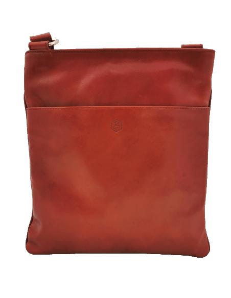 Valentina large flat crossbody bag (2214)