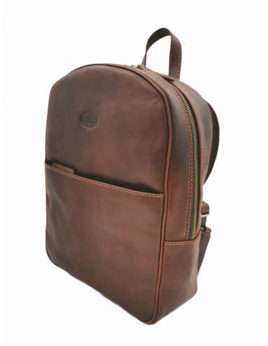 De Martino  buffalo leather backpack (5041)