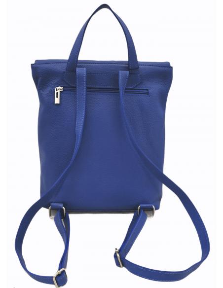 De Martino modern soft leather backpack (522)