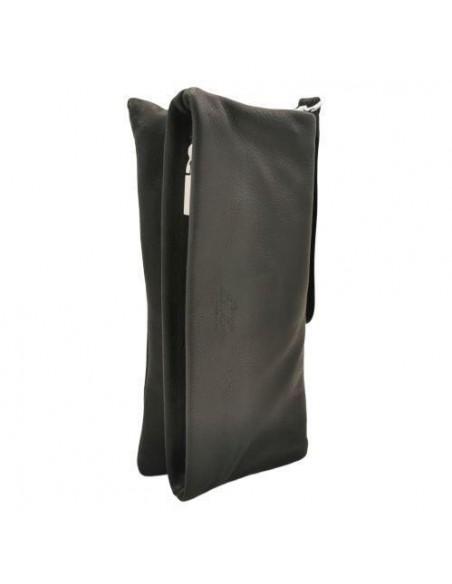 De Martino fold over clutch and crossbody bag  (8251)