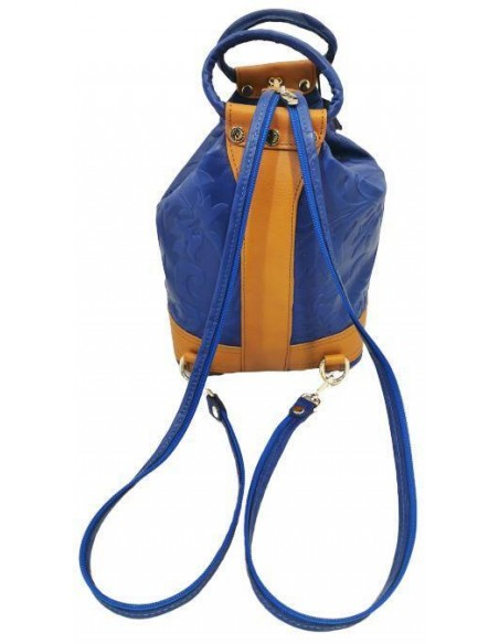 Valentina floral soft leather multiway bag (901/2)