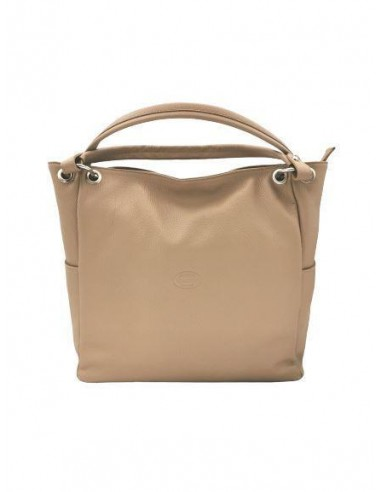 De Martino soft leather shoulder bag (380)