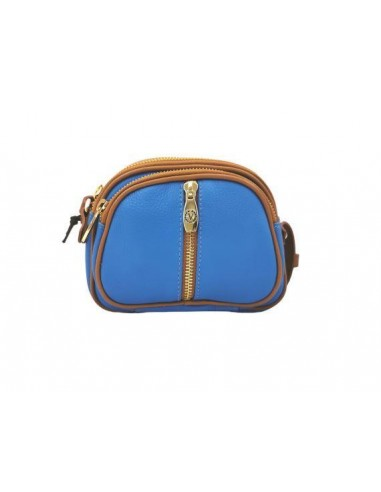 Small 3 compartment Valentina crossbody bag (1121-3)
