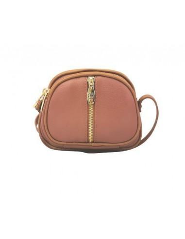 Small 3 compartment Valentina crossbody bag (1121-3)