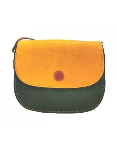 Multicolour Valentina saddle bag (1607)